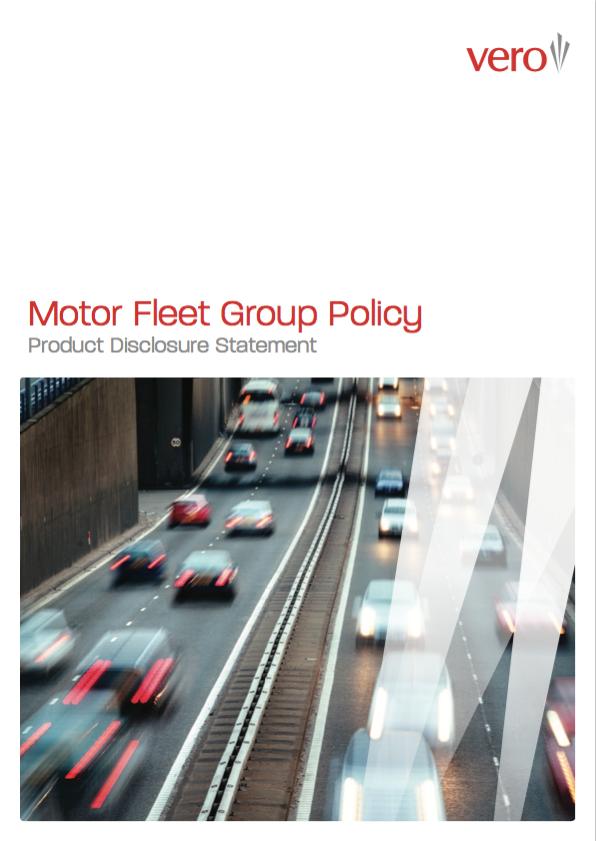 Motor Fleet Group Policy