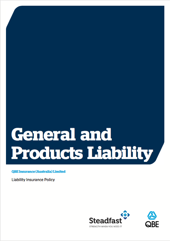 General and Products Liability