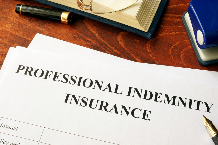 Professional Indemnity Insurance Policy