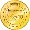 Top 10 Brokerages Medal
