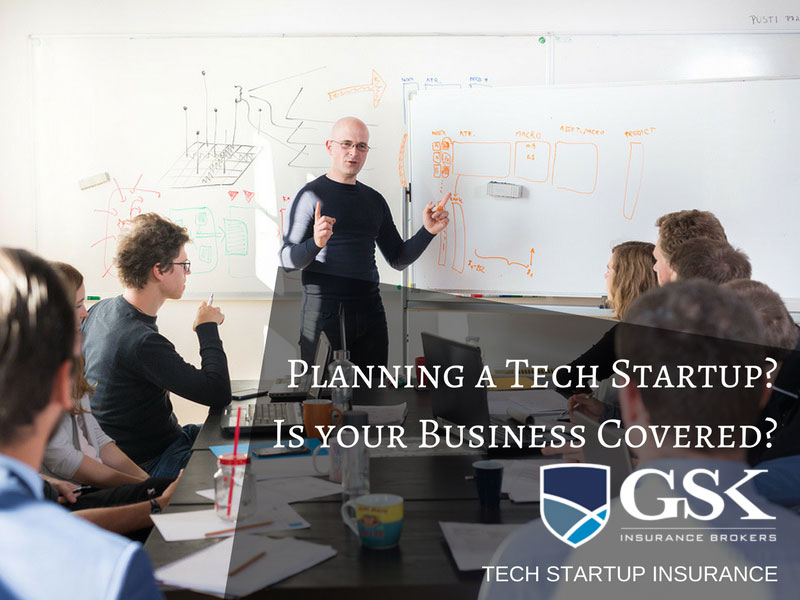 Tech Startup Insurance Brokers