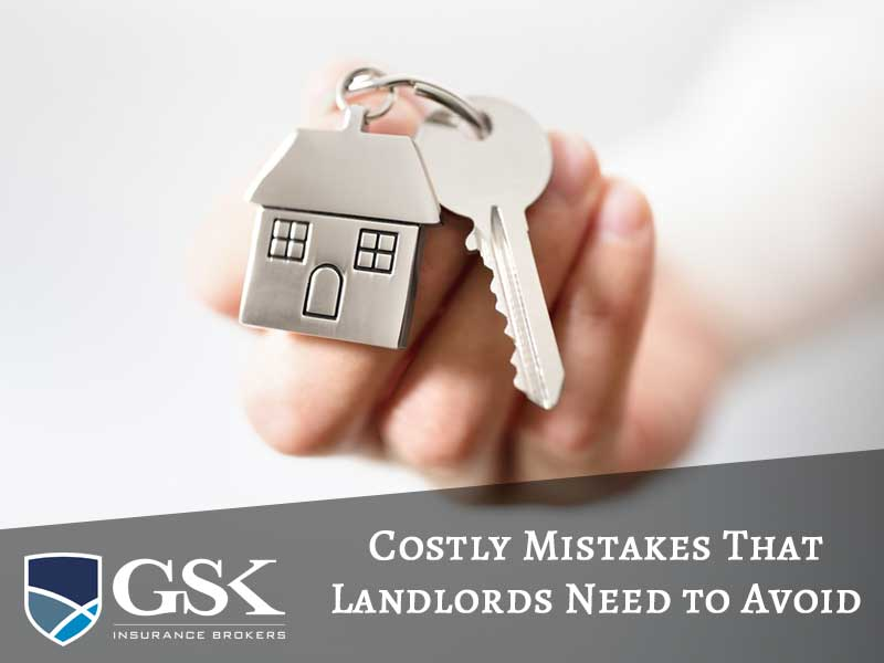 Mistakes Landlords Insurance