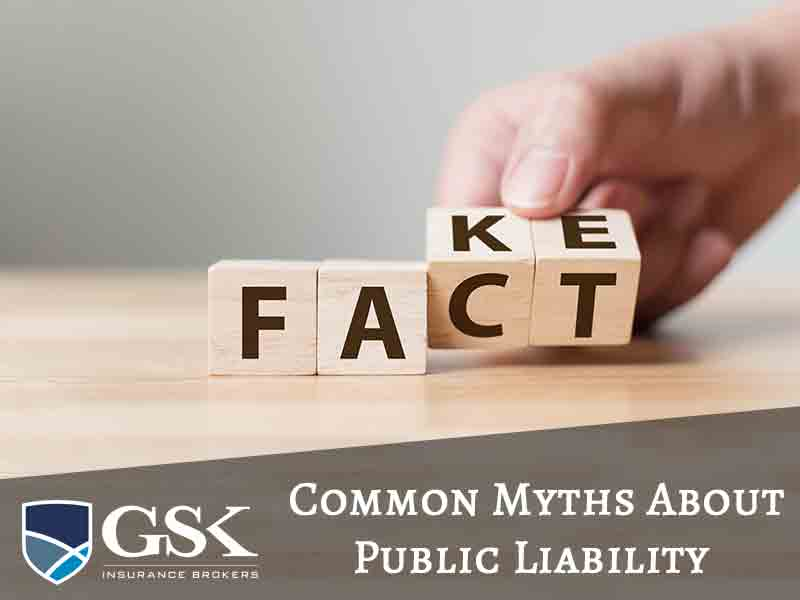 Common Public Liability Insurance Myths