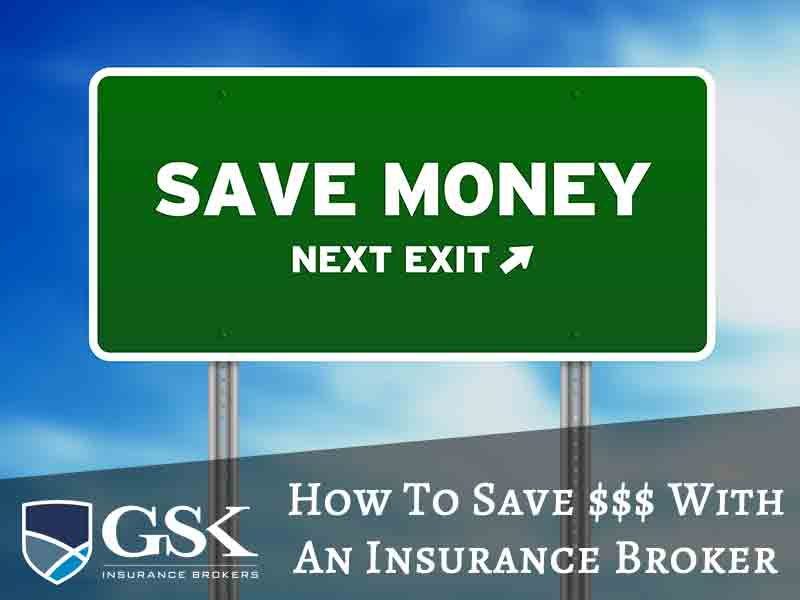 Insurance Broker Can Help You Save Some Serious Money