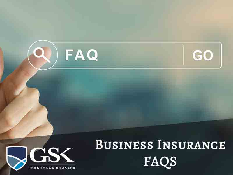 Business Insurance FAQS
