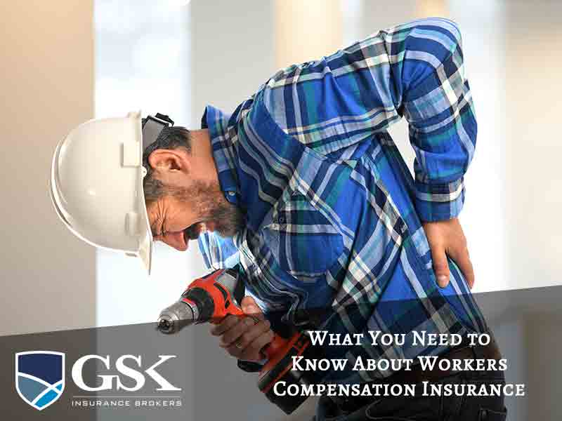 What You Need to Know About Workers Compensation Insurance
