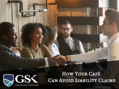 Café or Restaurant Can Avoid Liability Claims